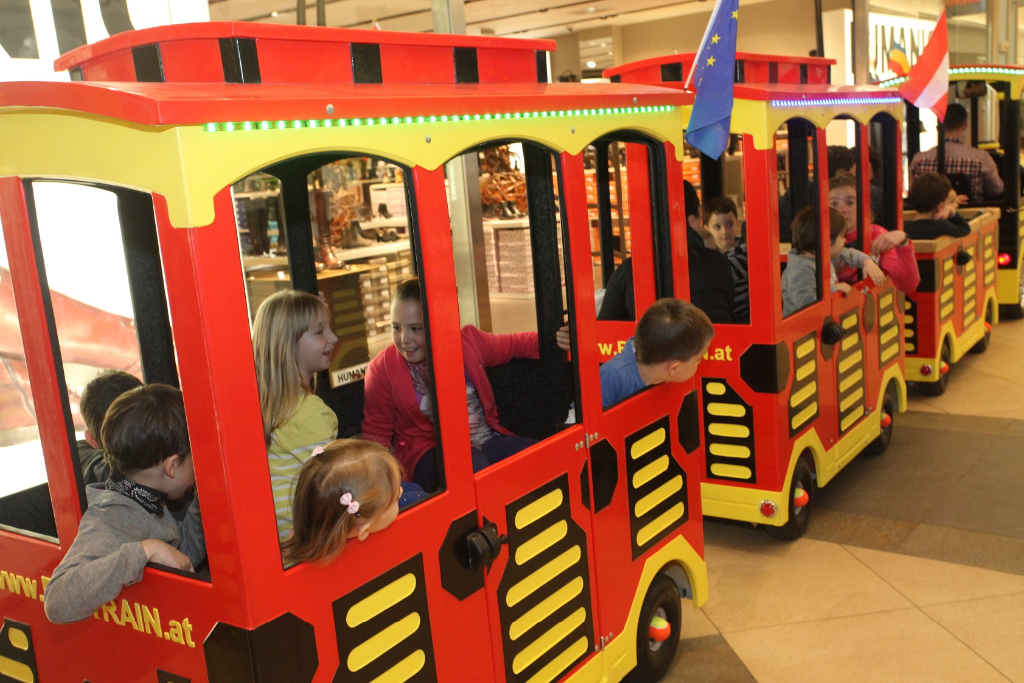 Anhänger | Besucherbahnen - STS Funtrain - Bummelzug - Bimmelbahn ...