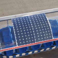 Funtrain equipment, trailers roof