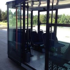 Cityliner Electric doors